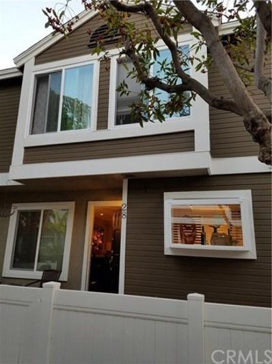 28 Candlewood Lane UNIT 11, Aliso Viejo, CA 92656 - MLS#: OC17228889
