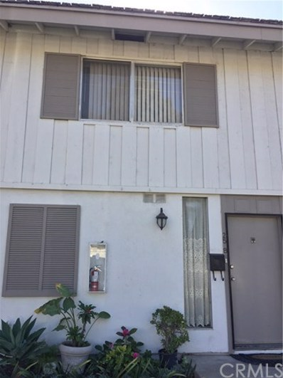 14802 Newport Avenue UNIT 25-B, Tustin, CA 92780 - MLS#: OC17228992