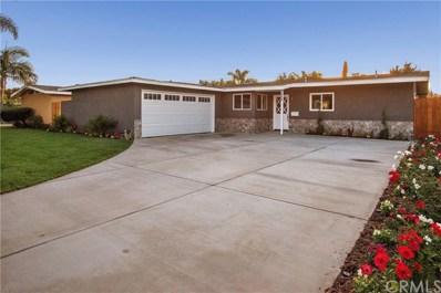2332 S Towner Street, Santa Ana, CA 92707 - MLS#: OC17229684