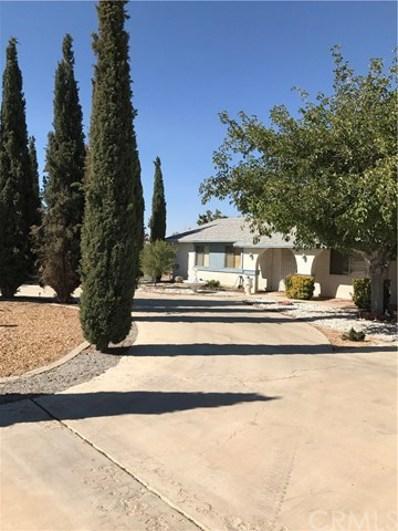 18534 Yucca Street, Hesperia, CA 92345 - MLS#: OC17232372
