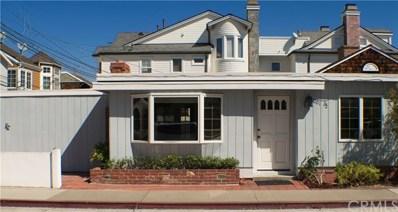 201 Opal Avenue, Newport Beach, CA 92662 - MLS#: OC17232387