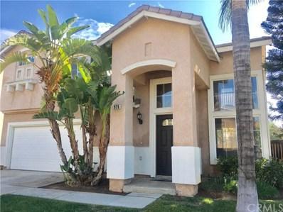 975 Palo Cedro Drive, Corona, CA 92879 - MLS#: OC17233683