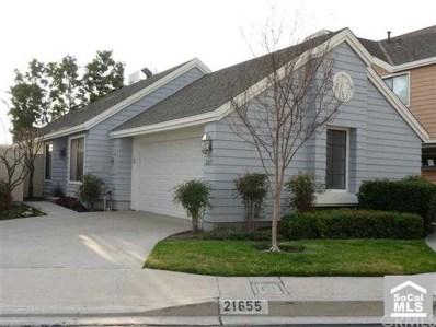 21655 Fernbrook UNIT 188, Mission Viejo, CA 92692 - MLS#: OC17233731