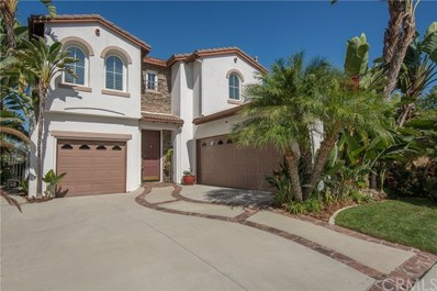 39 Bel Flora, Rancho Santa Margarita, CA 92688 - MLS#: OC17235430