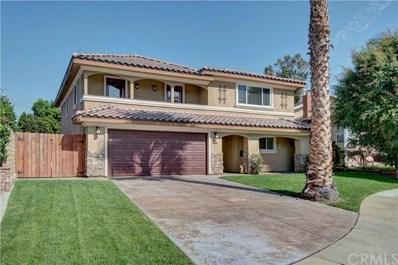 109 N Deseret Circle, Anaheim Hills, CA 92807 - MLS#: OC17235504