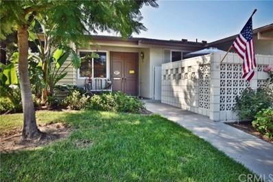 599 Avenida Majorca UNIT D, Laguna Woods, CA 92637 - MLS#: OC17235783