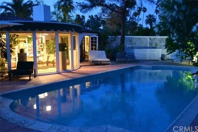 276 E Granvia Valmonte, Palm Springs, CA 92262 - MLS#: OC17236548