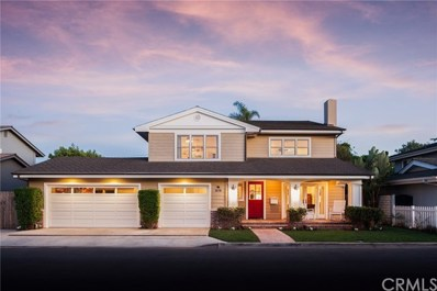 606 Michael Place, Newport Beach, CA 92663 - MLS#: OC17238638