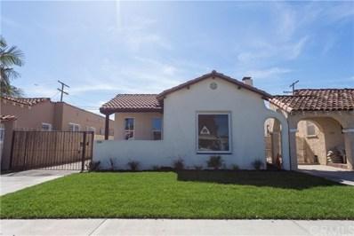 1106 W 81st Place, Los Angeles, CA 90044 - MLS#: OC17238885