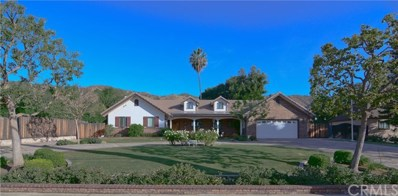 809 E Palm Drive, Glendora, CA 91741 - MLS#: OC17240249