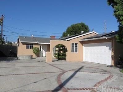 1017 N Gilbert Street, Anaheim, CA 92801 - MLS#: OC17241252