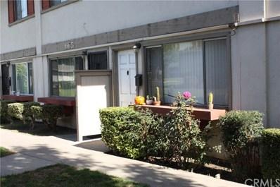 665 W 6th Street UNIT D, Tustin, CA 92780 - MLS#: OC17241712