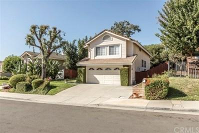 15544 Oakdale Road, Chino Hills, CA 91709 - MLS#: OC17241782