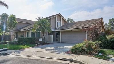1712 Harvest Lane, Brea, CA 92821 - MLS#: OC17241793