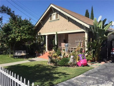 1705 E 65th Street, Los Angeles, CA 90001 - MLS#: OC17244358