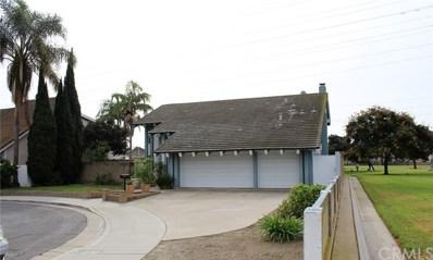 8652 Luss Drive, Huntington Beach, CA 92646 - MLS#: OC17244621
