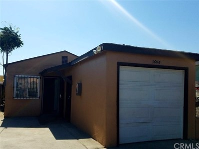 1666 E 113th Street, Los Angeles, CA 90059 - MLS#: OC17244814