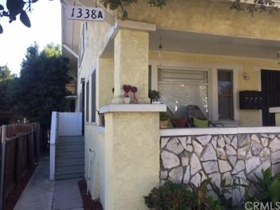 1338 Linden Avenue UNIT A, Long Beach, CA 90813 - MLS#: OC17245455