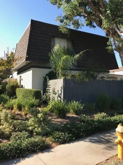 409 N Beth Street UNIT A, Anaheim, CA 92806 - MLS#: OC17245947
