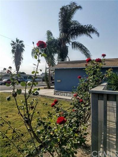 5401 Hendricksen Drive, Huntington Beach, CA 92649 - MLS#: OC17247226