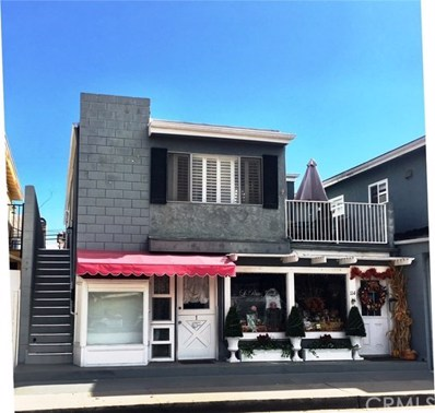 114 Agate Avenue UNIT 1, Newport Beach, CA 92662 - MLS#: OC17248900