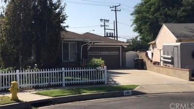 229 S Norman Avenue, Fullerton, CA 92831 - MLS#: OC17250047