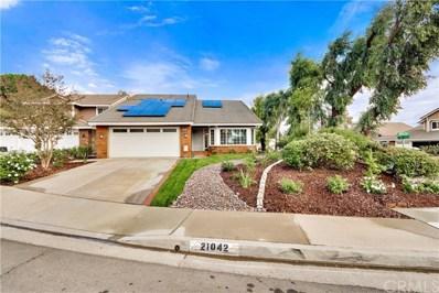 21042 Horsetree Circle, Rancho Santa Margarita, CA 92679 - MLS#: OC17250204