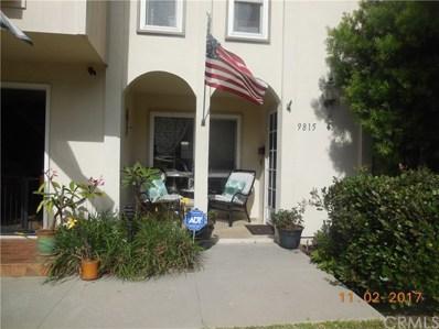 9815 Villa Pacific Drive, Huntington Beach, CA 92646 - MLS#: OC17250881