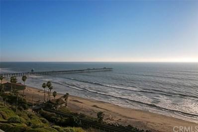 412 Arenoso Lane UNIT 301, San Clemente, CA 92672 - MLS#: OC17251922