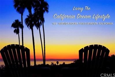122 Avenida Adobe, San Clemente, CA 92672 - MLS#: OC17252493