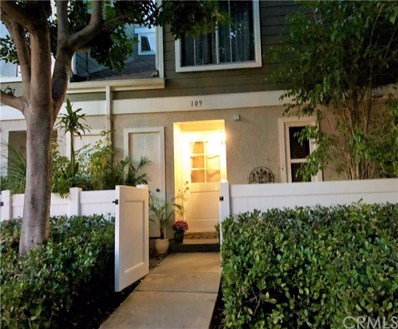 109 Abbeywood Lane, Aliso Viejo, CA 92656 - MLS#: OC17253030