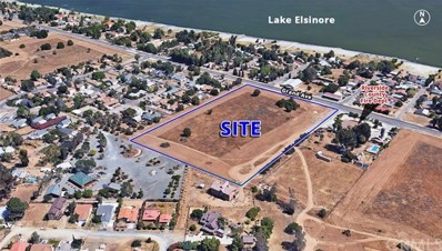 0 Grand, Lake Elsinore, CA 92530 - MLS#: OC17255627