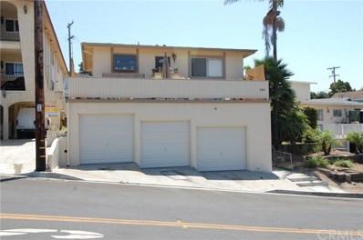243 Avenida Serra UNIT B, San Clemente, CA 92672 - MLS#: OC17255788