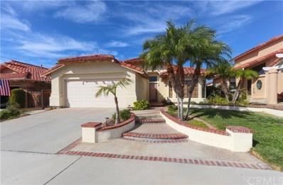 17 Via Montanero, Rancho Santa Margarita, CA 92688 - MLS#: OC17259006
