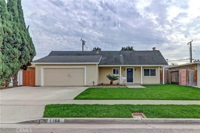 1169 Dorset Lane, Costa Mesa, CA 92626 - MLS#: OC17259918