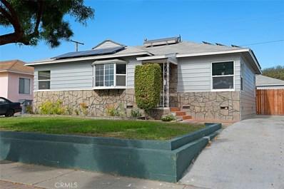 5807 Eberle Street, Lakewood, CA 90713 - MLS#: OC17260285