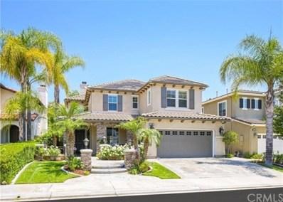 3786 Bidwell Drive, Yorba Linda, CA 92886 - MLS#: OC17261047