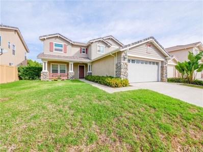 849 Bridgewood Street, Corona, CA 92881 - MLS#: OC17261460