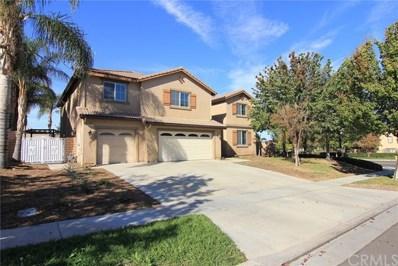 2412 Hannum Drive, Corona, CA 92882 - MLS#: OC17263652