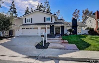 5970 E Marsha Circle, Anaheim Hills, CA 92807 - MLS#: OC17263713