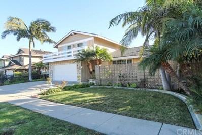 6412 Crandall Drive, Huntington Beach, CA 92647 - MLS#: OC17263946
