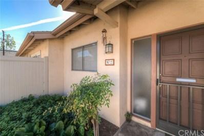 1881 Mitchell Avenue UNIT 82, Tustin, CA 92780 - MLS#: OC17264095
