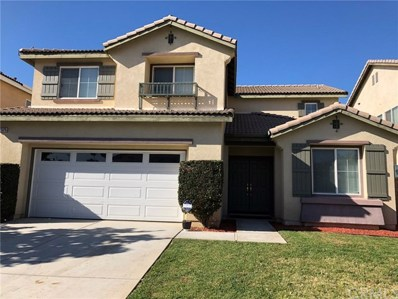 17575 Camino Sonrisa, Moreno Valley, CA 92551 - MLS#: OC17267283