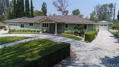 1111 Glen View Drive, Fullerton, CA 92835 - MLS#: OC17268087