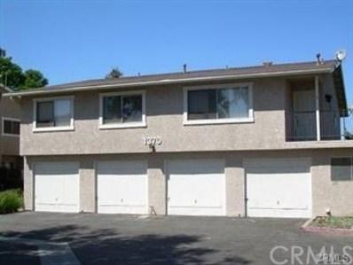 1370 Via Santiago UNIT C, Corona, CA 92882 - MLS#: OC17268374