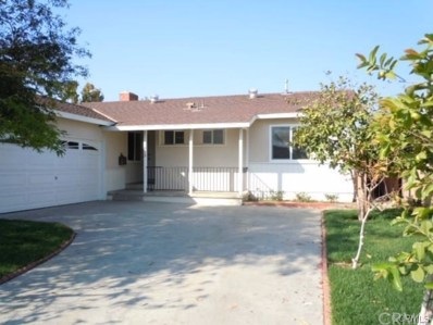 613 W Romneya Drive, Anaheim, CA 92801 - MLS#: OC17269512