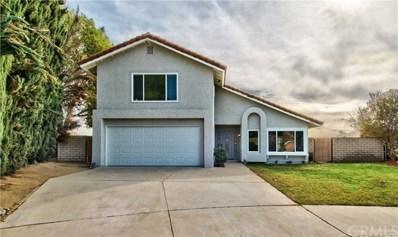 6066 Alvarado Circle, Riverside, CA 92509 - MLS#: OC17270159