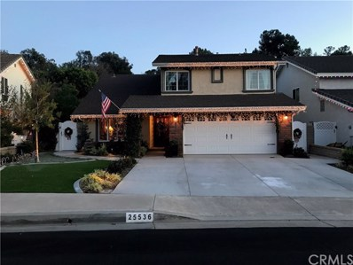 25536 Orchard Rim Lane, Lake Forest, CA 92630 - MLS#: OC17271130