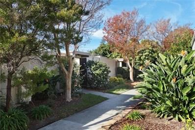 334 Avenida Sevilla UNIT B, Laguna Woods, CA 92637 - MLS#: OC17272768