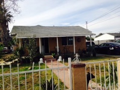 15515 S Washington Avenue, Compton, CA 90221 - MLS#: OC17274055